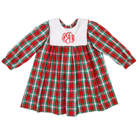 Christmas Plaid Marley Dress