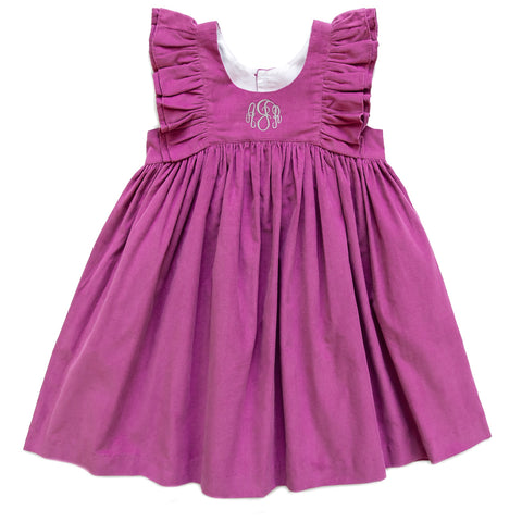 Berry Fall Classics Lacey Dress