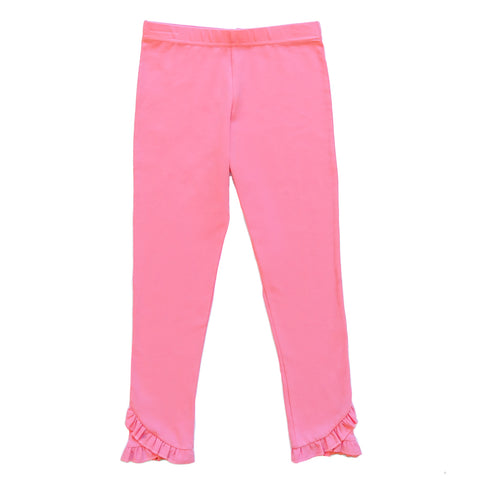 Playful All Knit Reese Pink Legging