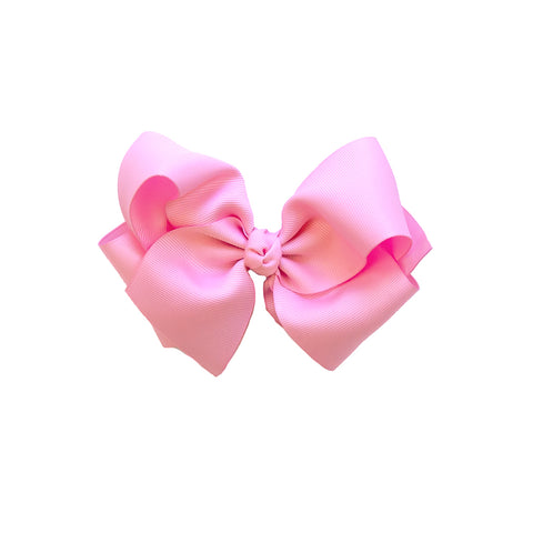 Medium Classic Pink Classic Bow