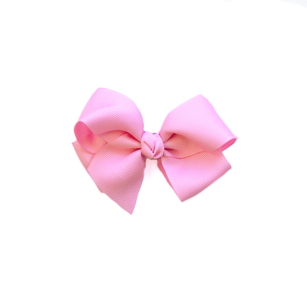 Small Classic Pink Bow