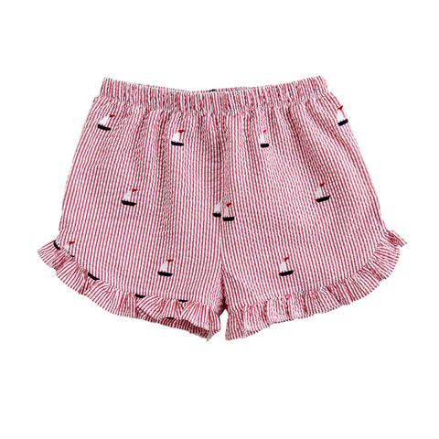 Sailboat Lulu Shorts