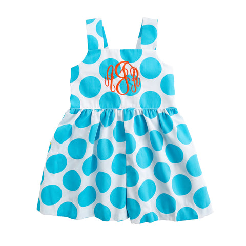 Fun Dots Margaret Romper