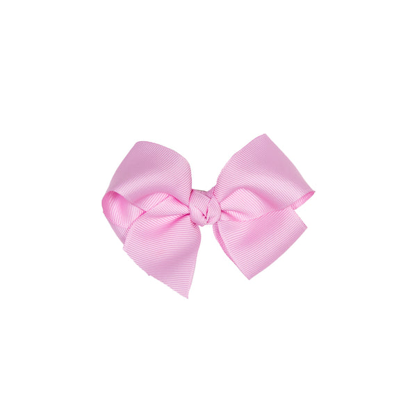 Rainbow Small Pink Classic Bow