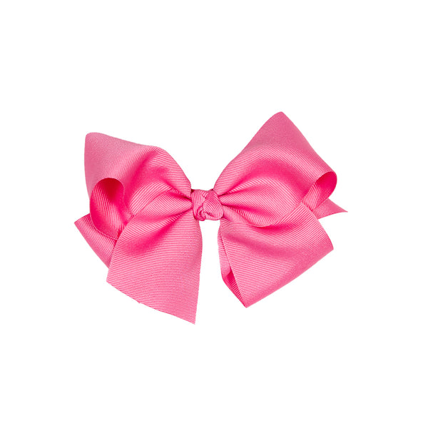 Picture Perfect Pink Medium Classic Bow