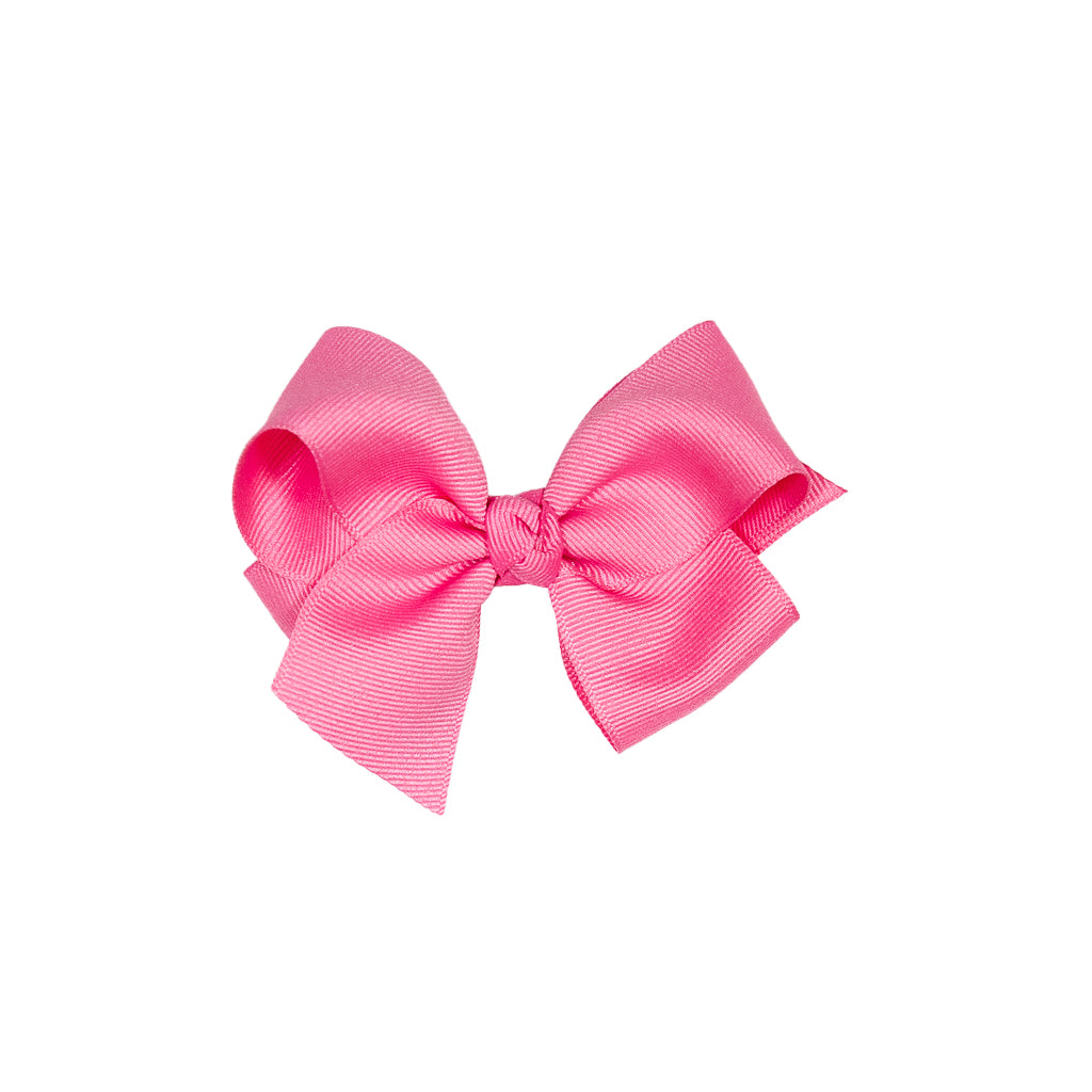 Picture Perfect Pink Small Classic Bow
