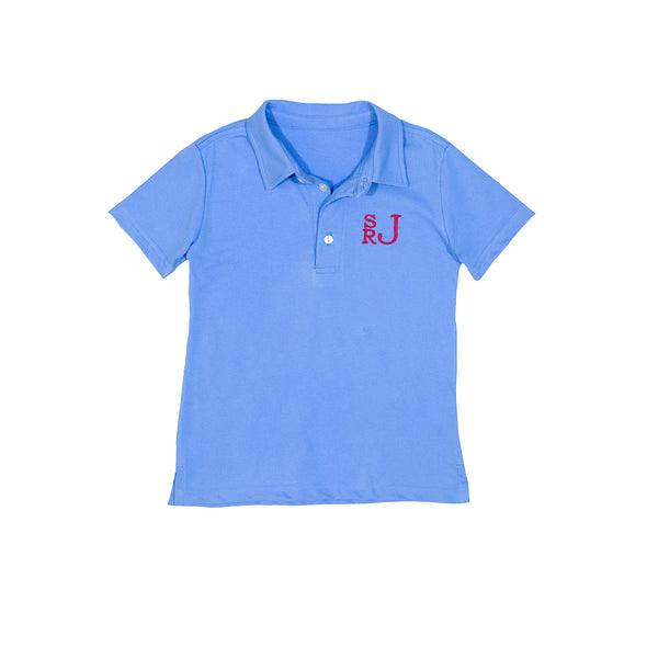 Blue Connor Polo