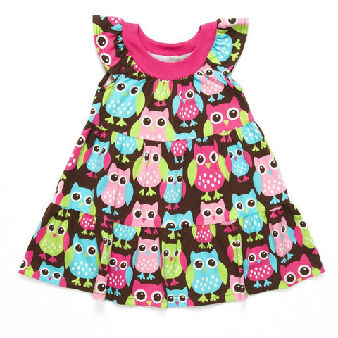 Owls Riley Dress