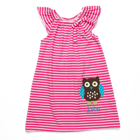 Owls Darlene Dress