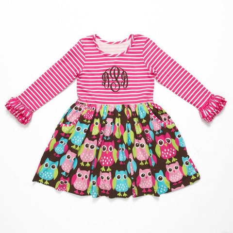 Owls Rhonda Dress