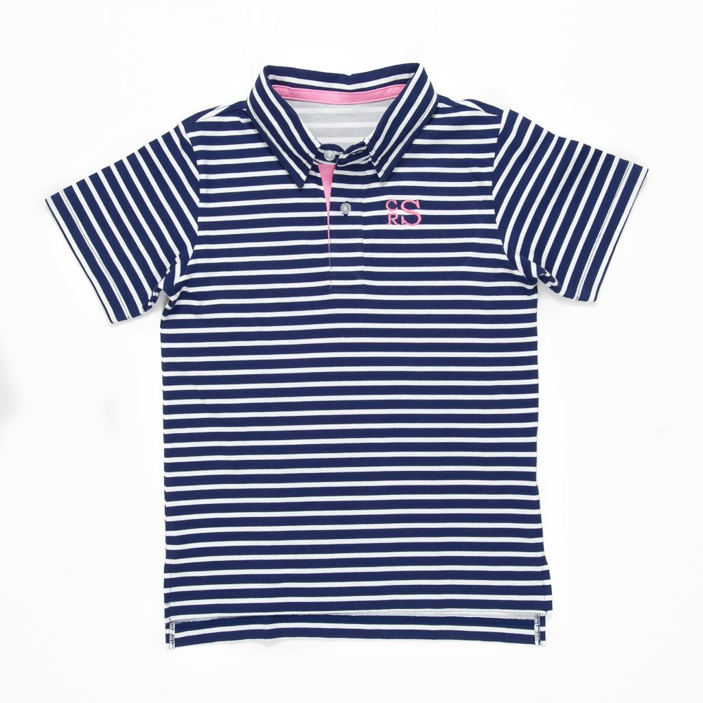 Thumbprint Connor Polo
