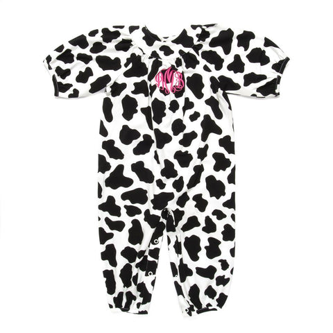 Crazy for Cows Eleanor Romper