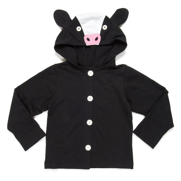 Crazy for Cows Hoodie