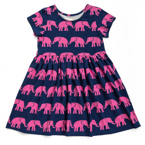 Elephants Cora Dress