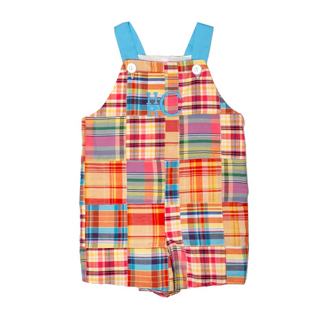 Preppy Patchwork Cole Shortall