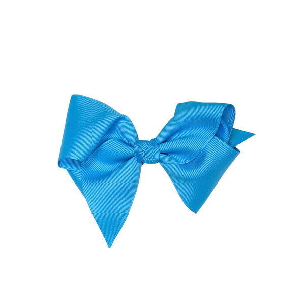 Medium Classic Turquoise Bow