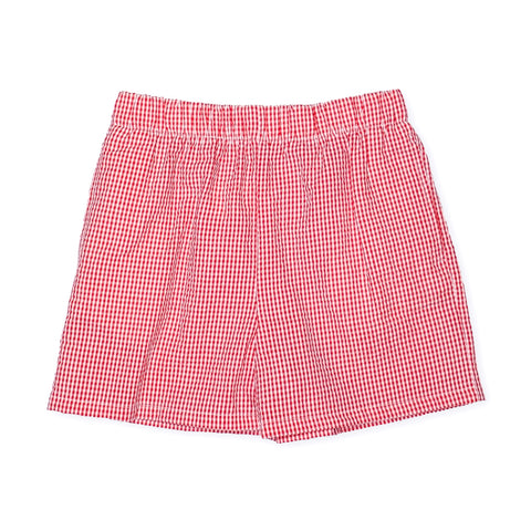 Strawberry Picnic Mason Short