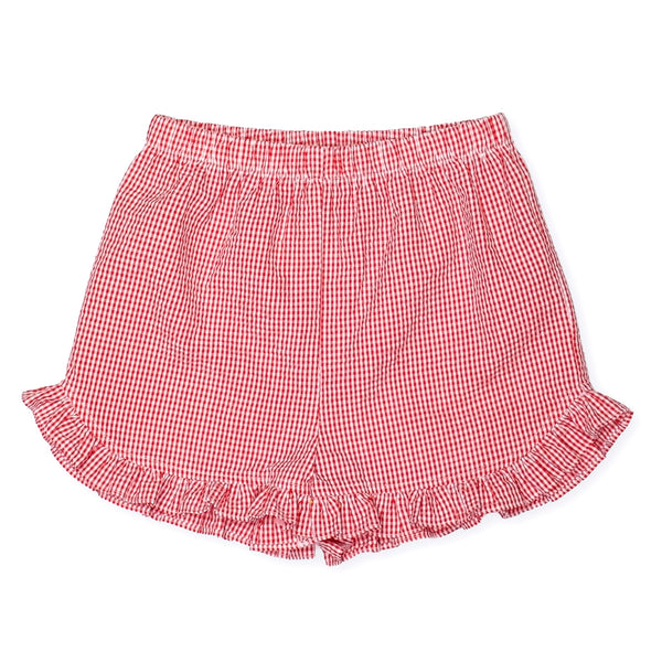 Strawberry Picnic Lulu Shorts
