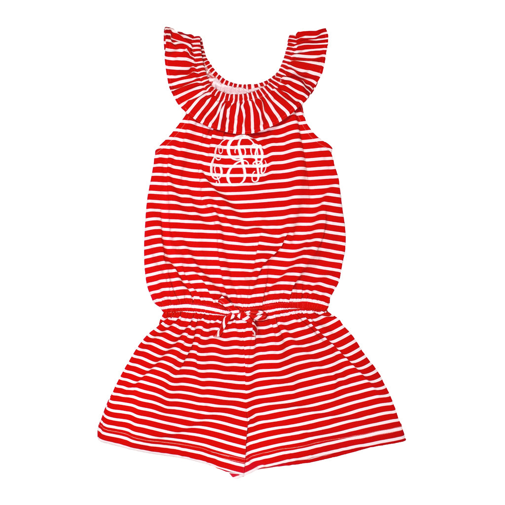 Strawberry Picnic Michaela Romper