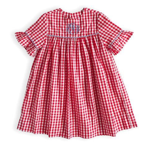 Gingham Savannah Dress