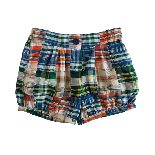 Patchwork Desiree Short