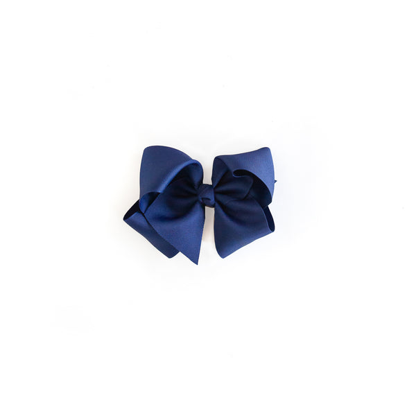 Medium Classic Navy Bow