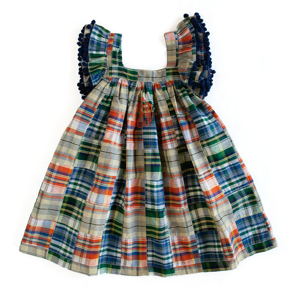 Patchwork Lettie Dress