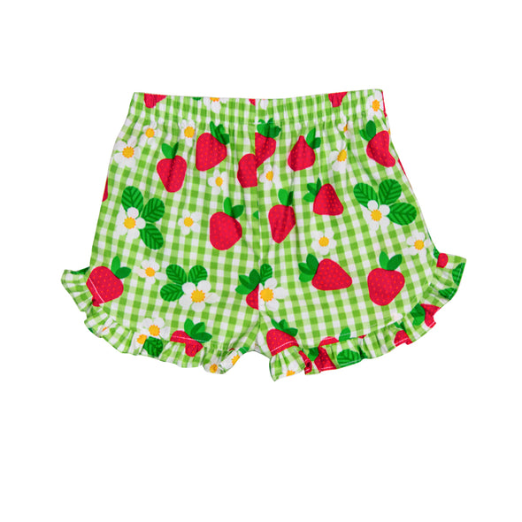 Strawberries Lulu Shorts