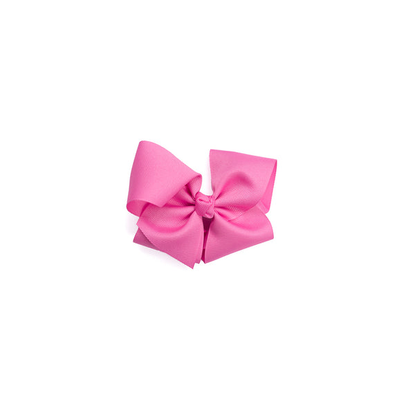 Medium Classic Bubblegum Bow
