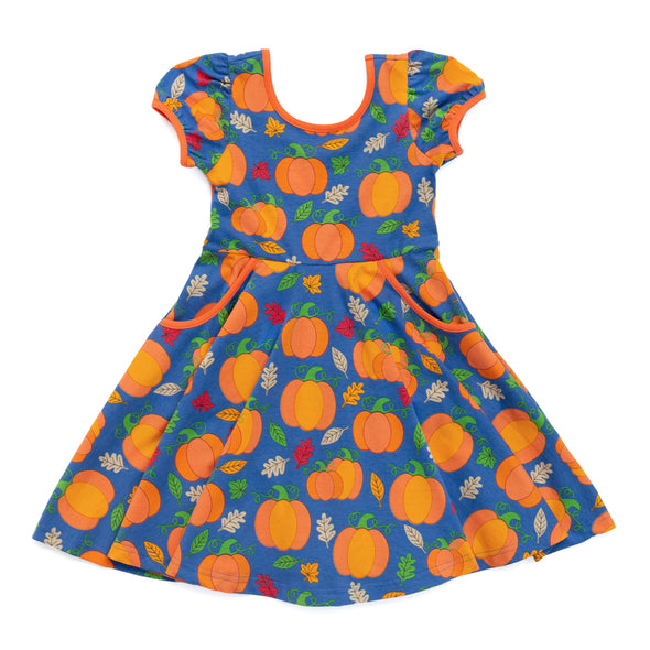 Pumpkins Hadley Dress