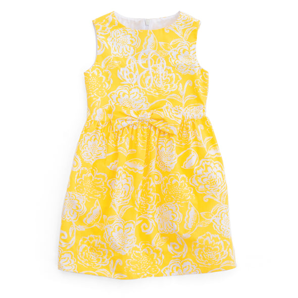 Sunshine Floral Lydia Dress