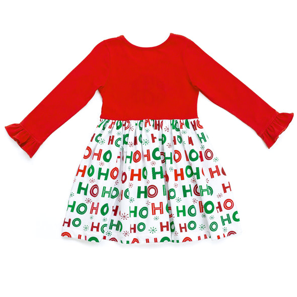 Ho Ho Ho Rhonda Dress