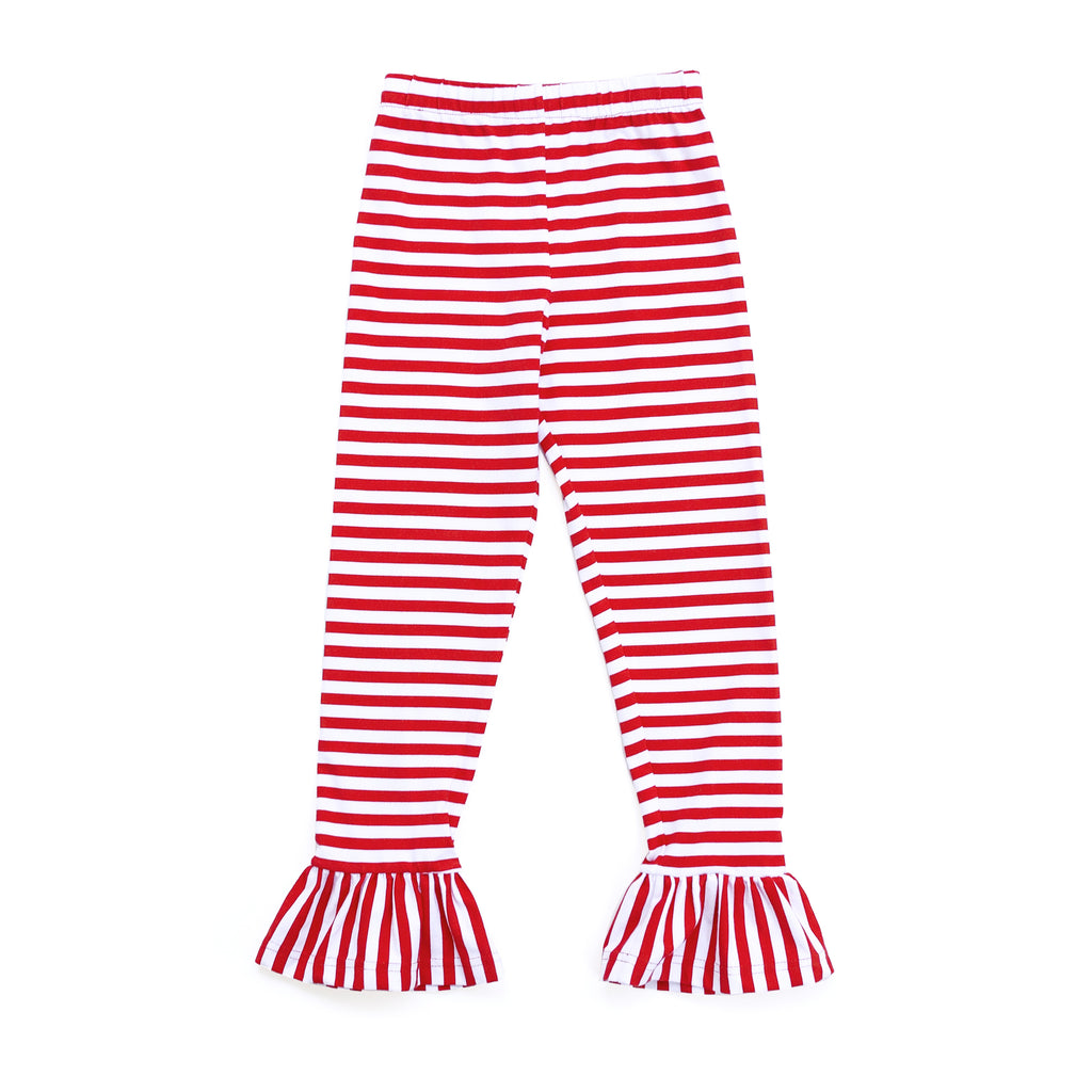 Red Stripe Kathleen Pant