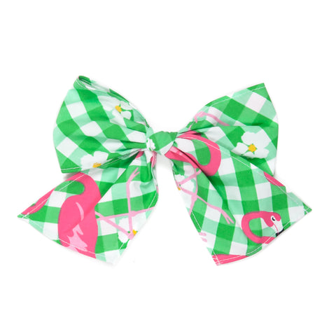 Flamingo Fun Sonni Bow