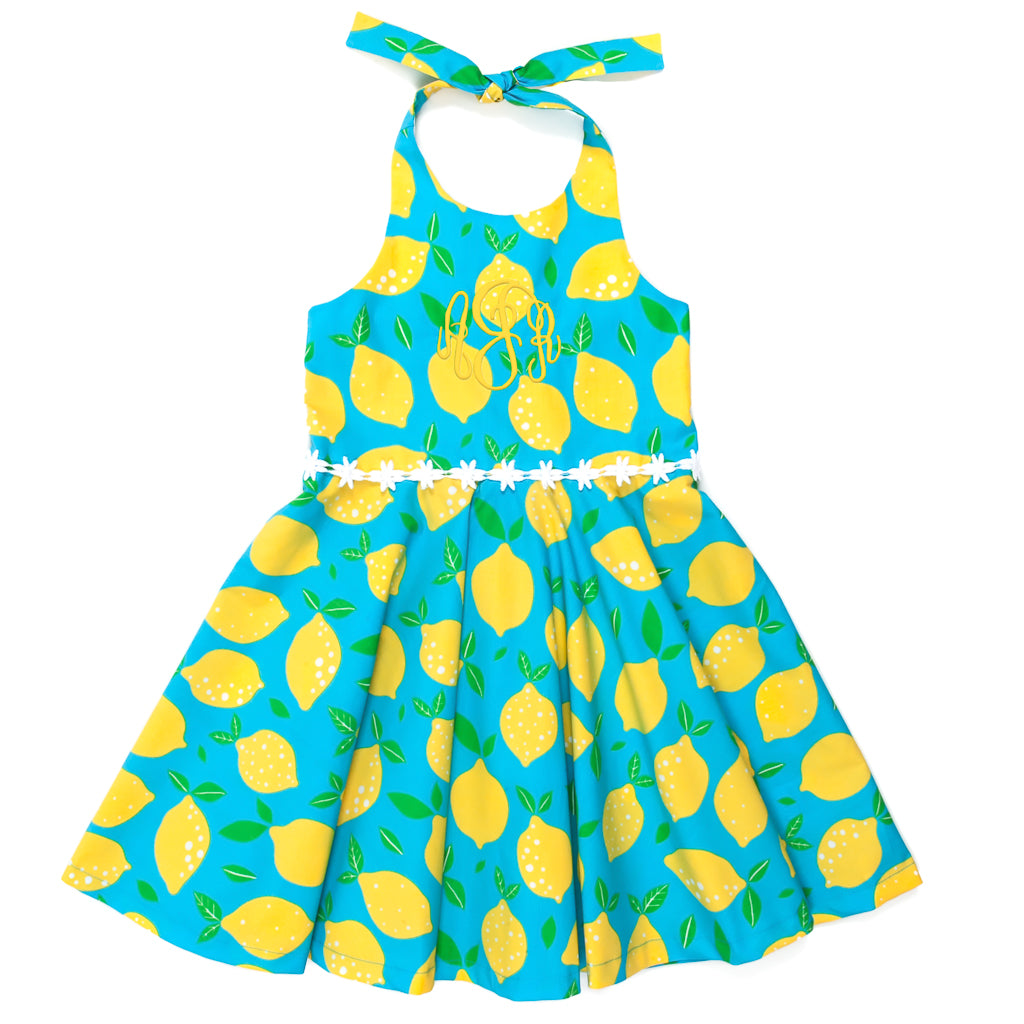 Lemon Squeezy Suzette Dress