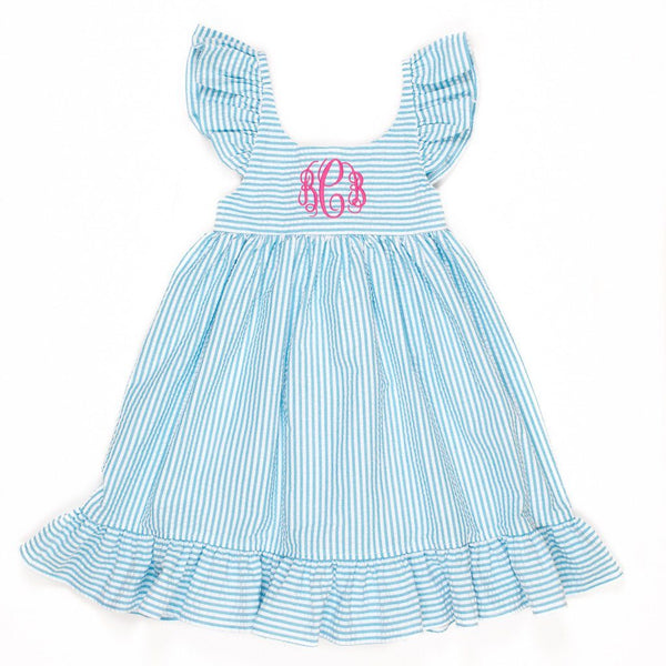 Under the Sea Serena Dress
