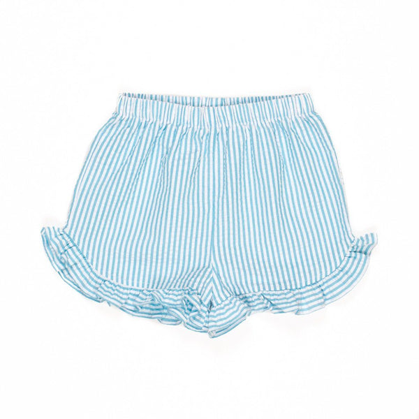 Under the Sea Lulu Ruffle Short