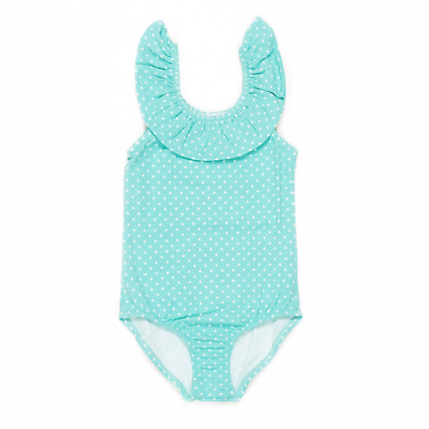 Summer Swim Aqua Cali One Piece