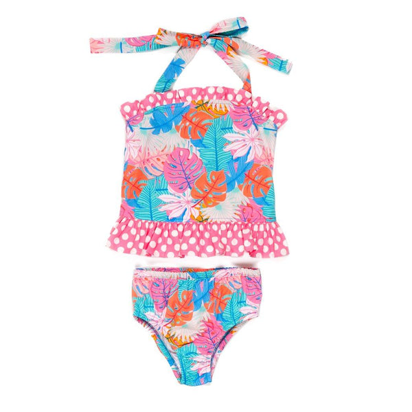 Tropical Days Liliana Tankini Set