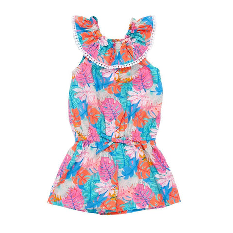 Tropical Days Michaela Romper