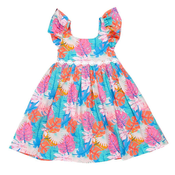 Tropical Days Serena Dress