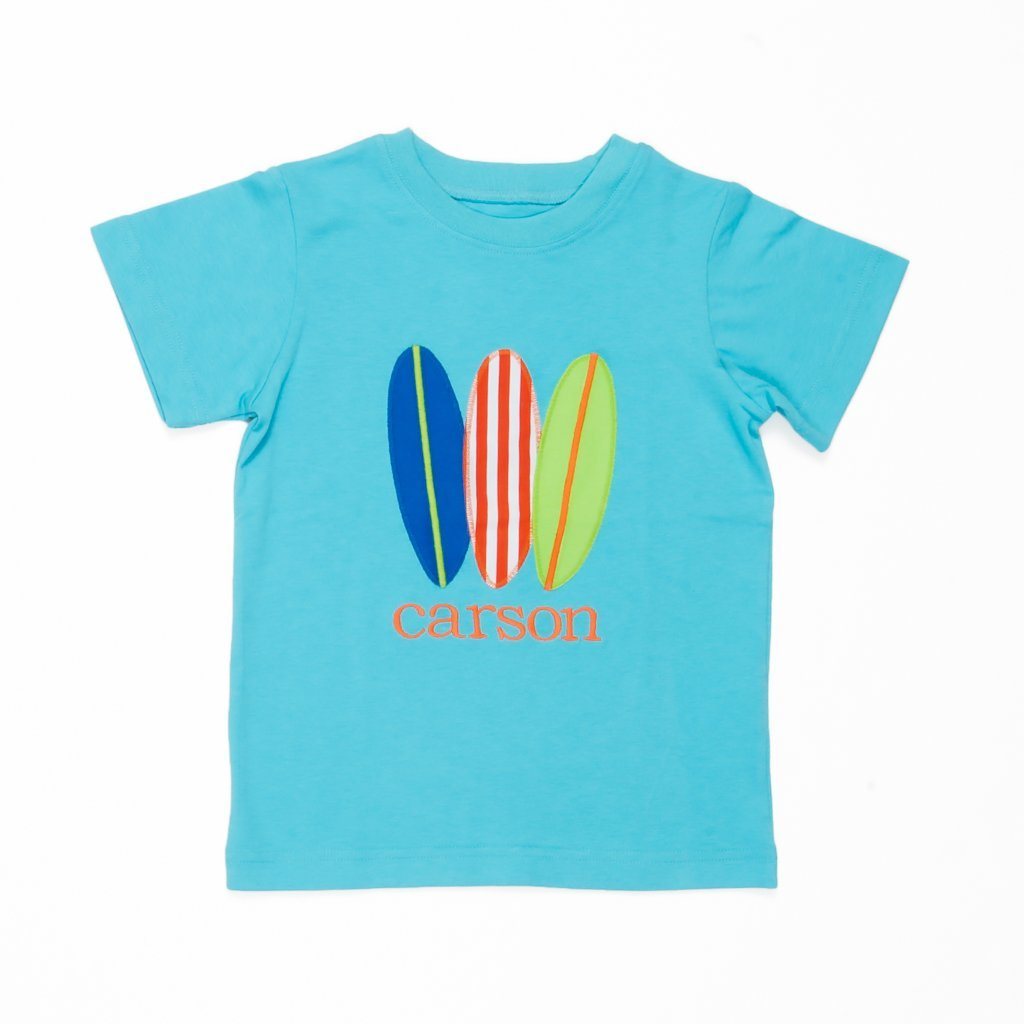 Tyler Tee Shirt Blue