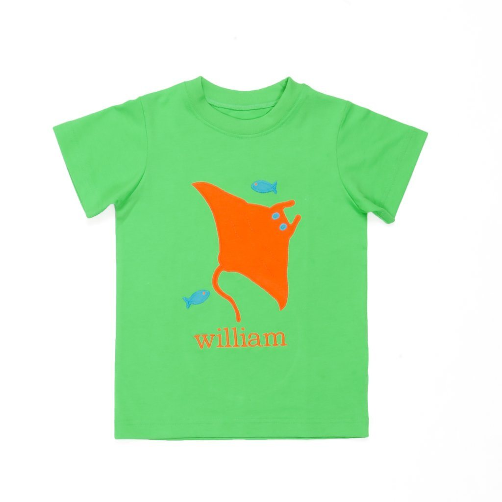 Tyler Tee Shirt Green