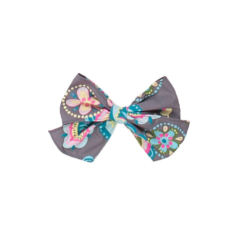 Delightful Damask Large Bow