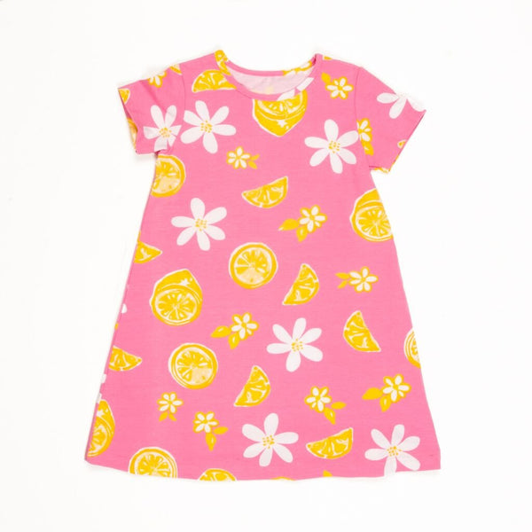Lemon Blossom Franny Dress