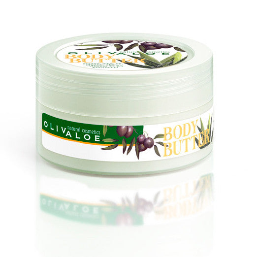 OlivAloe Body Butter  The Organic Skin