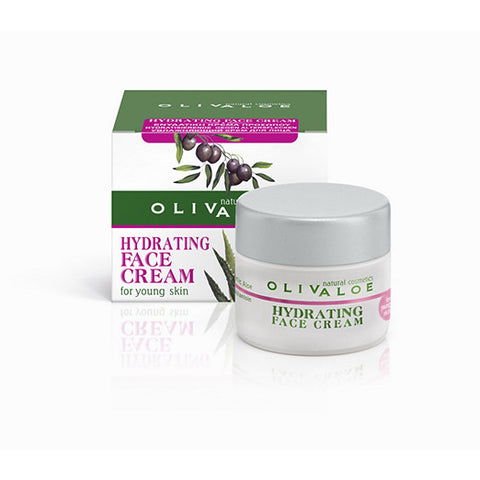 Hydrating Face Cream for Young Skin