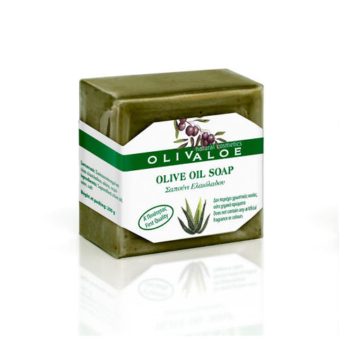 Handmade Traditional Olive Oil Soap