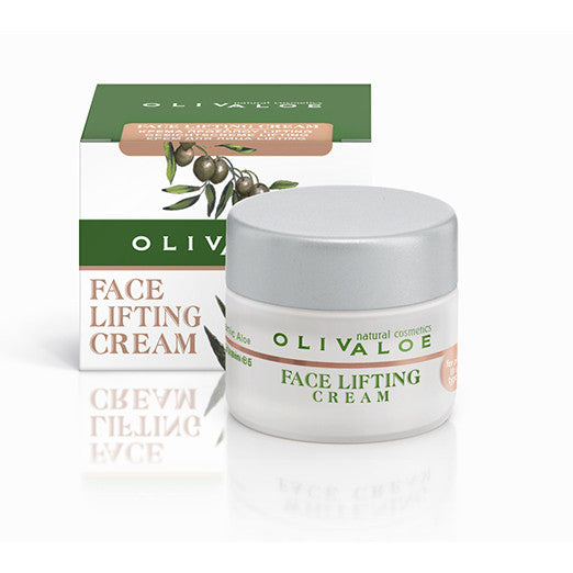OlivAloe  Face Lifting Cream The Organic Skin