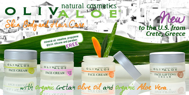 Olivaloe natural cosmetics face cream